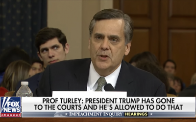 Jonathan Turley impeachment