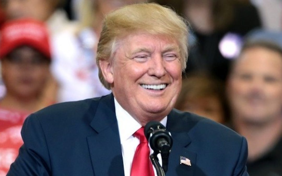 STILL SMILING: Trump Scored YUGE Wins During 'Impeachment Week'
