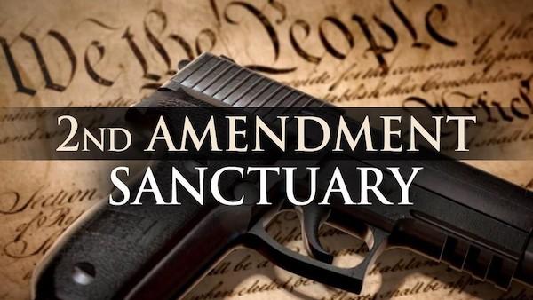 Second Amendment sanctuary movement