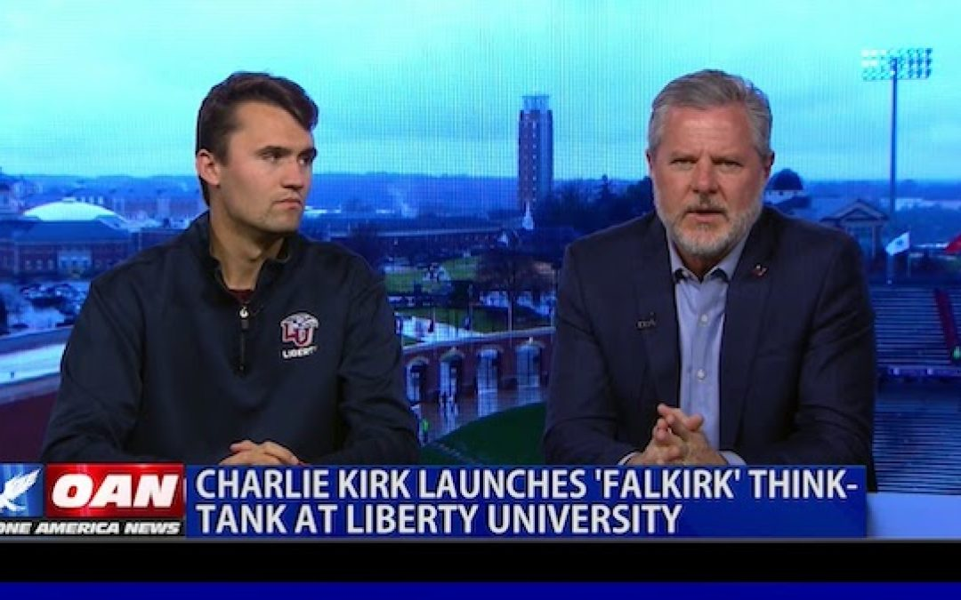 Liberty University Announces Opening of Falkirk Center to Defend Christianity and The Constitution