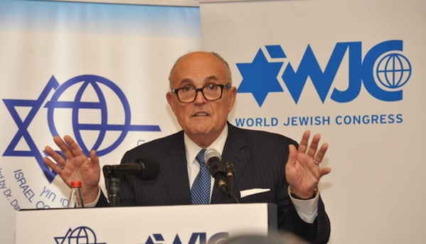 Rudy Giuliani Jew