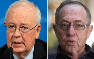 Trump's Impeachment Legal Team Adds Ken Starr, Alan Dershowitz, Pam Bondi, And Others