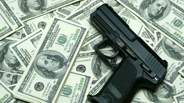 gun control not working