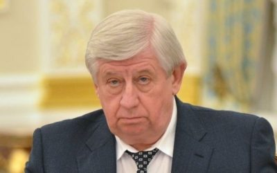 Fired Ukraine Prosecutor Shokin Files Complaint, Demands Probe Of Joe Biden