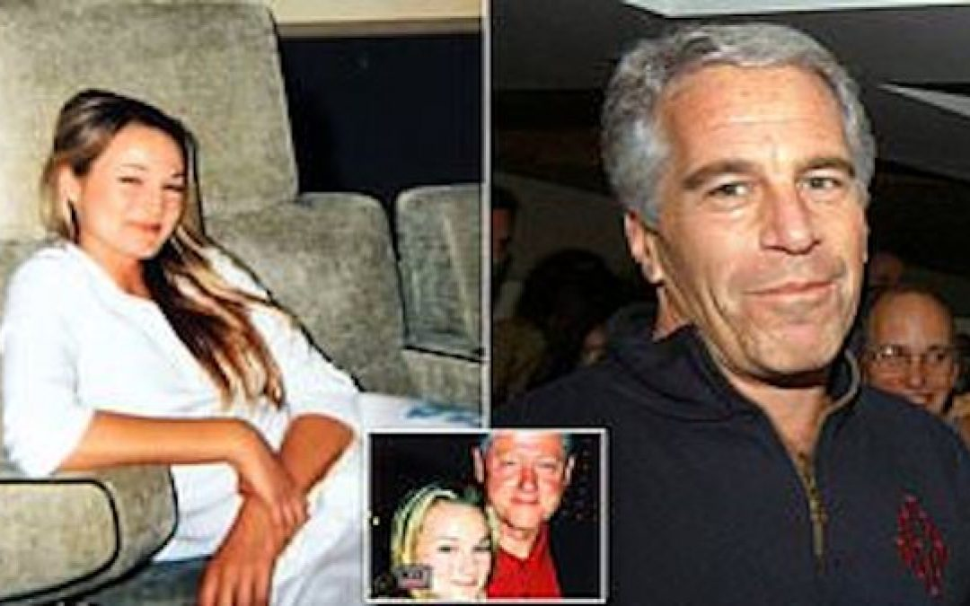 "Lolita Express Party Girl: ""I Never Had Sex With That Man, Bill Clinton"""