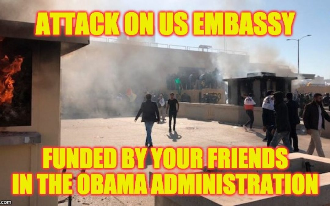 How the Obama Administration Helped Finance the Attack on Our Own Embassy