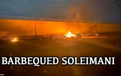 Liberals, Media Freak At Death Of Terrorist Leader Soleimani (Videos)