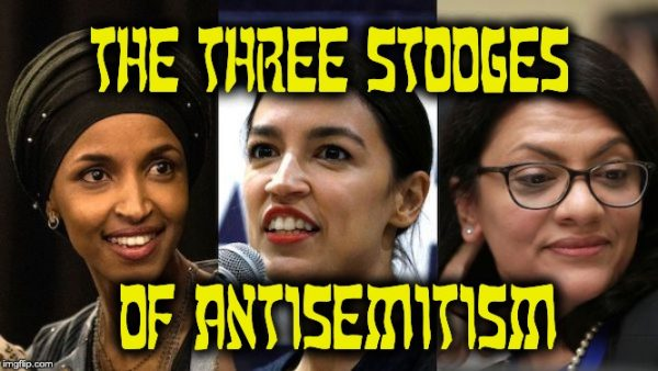 Omar, Tlaib, and AOC