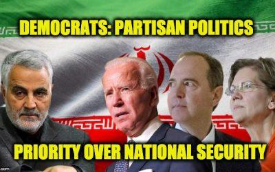 Democrats' Soleimani Response: Partisan Politics Comes Before National Security