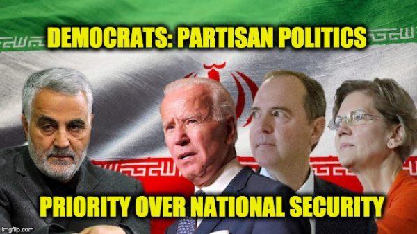 Democrats Soleimani Response