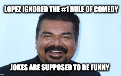 George Lopez Now Says He Was Only Joking About Murdering Trump