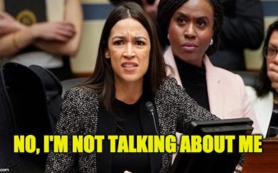 AOC Complained Dem Party Has No Standards: 'They'll Take Anybody the Cat Dragged In'