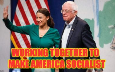 AOC Won't Pay Party Dues And She's Funding Colleagues' Foes: Dems Are PISSED