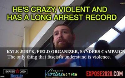 crazy Sanders worker