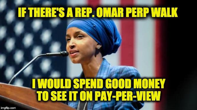 investigating Rep. Ilhan Omar