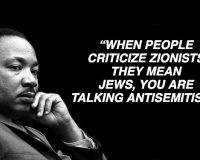 The Rev. Dr. Martin Luther King Jr. Was A Zionist