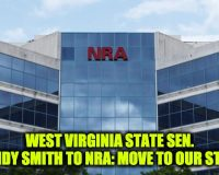 West Virginia Lawmaker Invites NRA To Re-Locate To His State