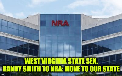 West Virginia invites NRA