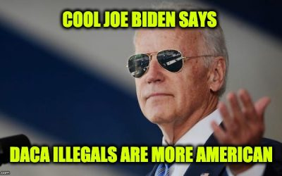 Video: Joe Biden Says DACA Recipients 'More American Than Most Americans'