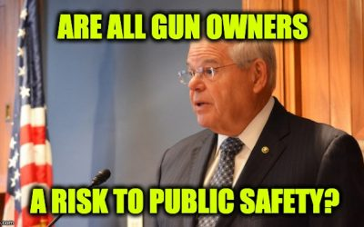 Democrat Bill Requires All Gun Owners to be Federally Licensed