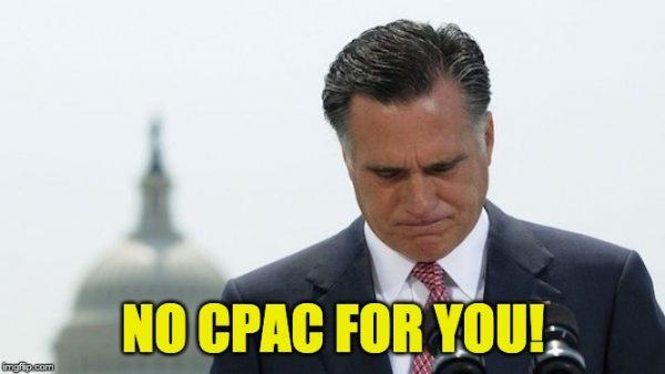 Mitt Romney CPAC