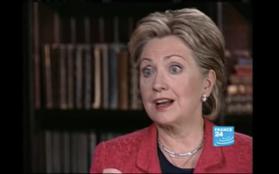 """Not So Fast Liberals, Hillary Clinton Once Warned She Would """"Totally Obliterate"""" Iran"""