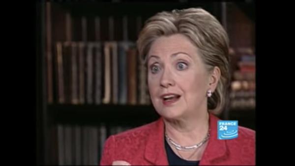 Hillary Clinton Iran