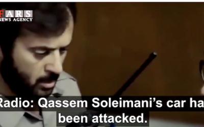 WATCH: Iran's IRGC Propaganda Video Of An Attack On D.C. Shows Dead President Trump