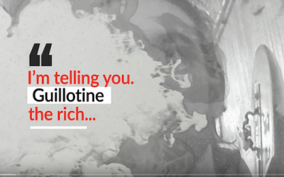 guillotine the rich