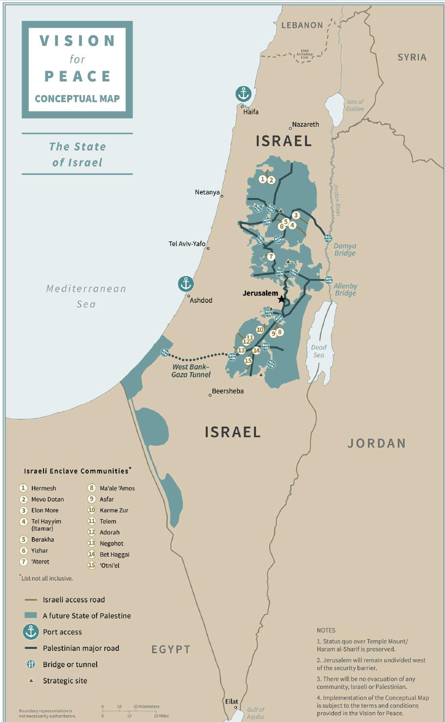 Trump's Mid-East Peace Plan