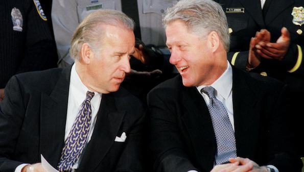 Biden argued against witnesses