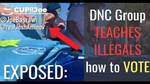 teaching illegals to vote