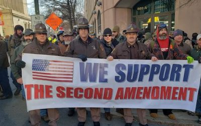 Did VA Gun Rally Cause End Of The World? Nope. Media Lied Again