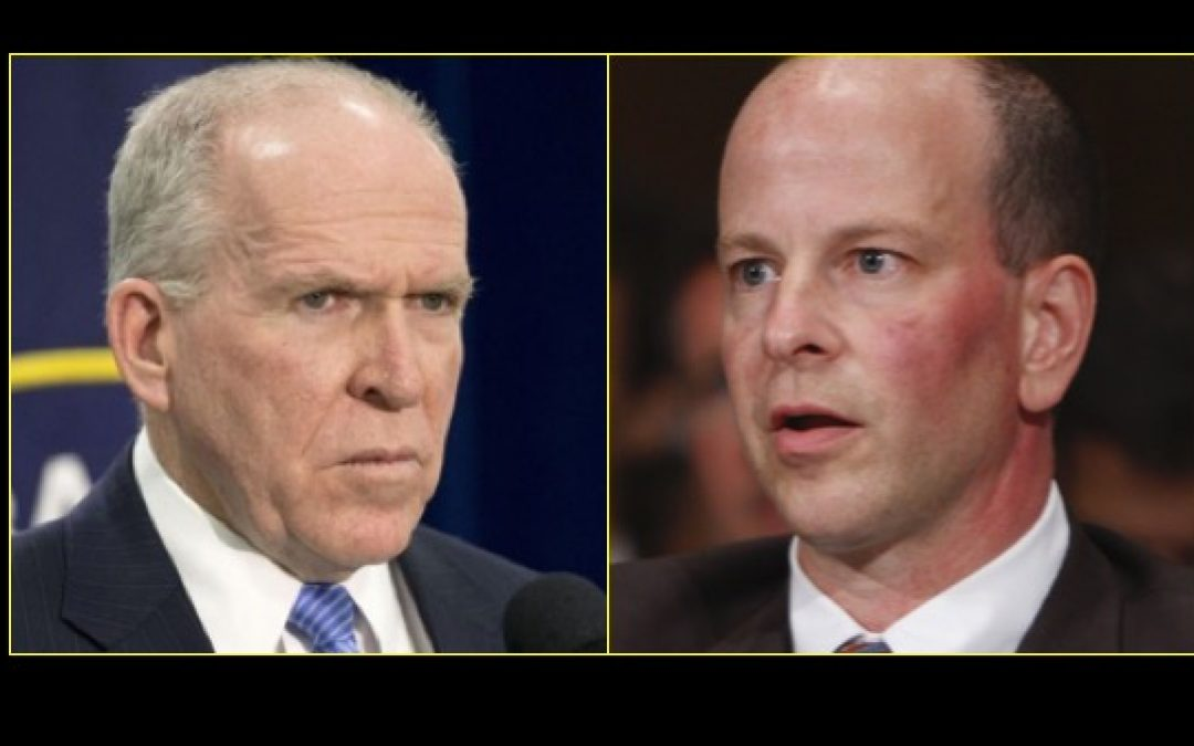 FBI's New FISA Reformer Worked With Brennan On Terrorism Case That Launched Obama-Era 'Unmasking' Explosion