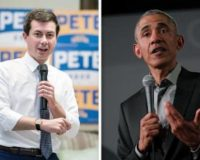 Is Preachy Pete Buttigieg Using A Practiced Obama Voice ? Watch This Video And Decide…