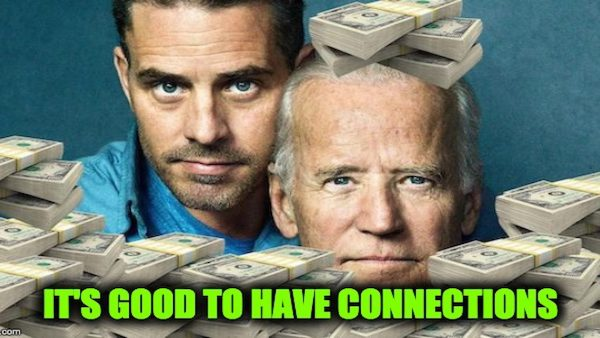 Joe & Hunter Biden