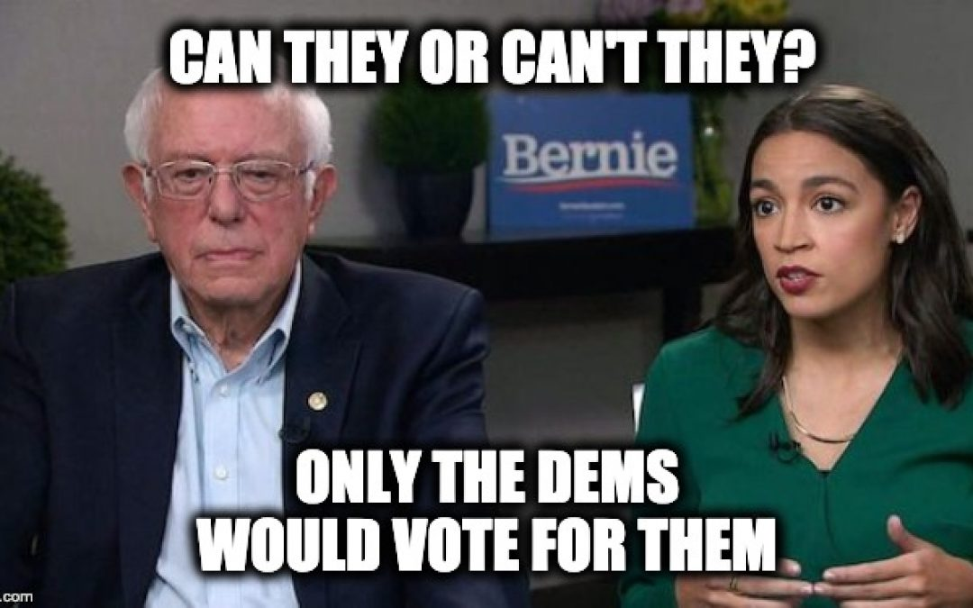 Gallup: Except For Dems, Americans Won't Vote For Socialists