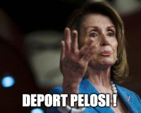 Illegals Show Up At Pelosi Speech,  It Did NOT Go Well For Her