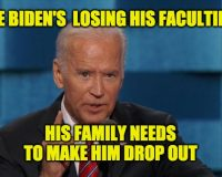 Biden's Losing His Faculties: Says His Son 'Was Attorney General of the United States'