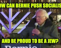 Bernie Sanders Says He's Proud To Be A Jew: But Socialism Is Antithetical To Jewish Teachings