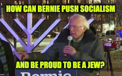 Bernie Sanders Jew
