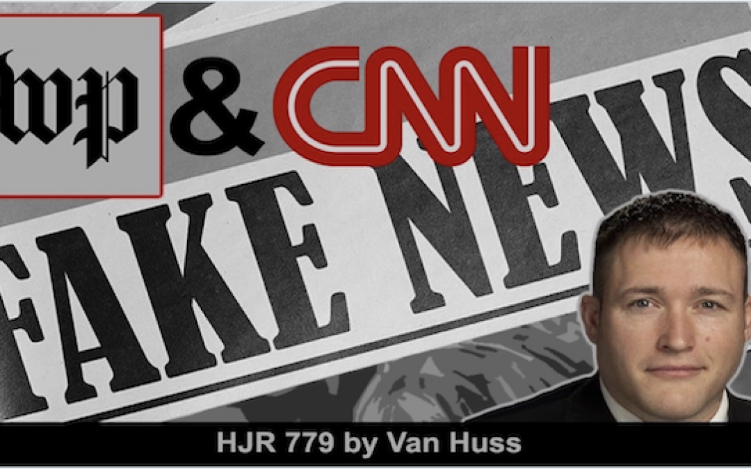 Tenn. State Rep. Files A Bill To Officially Designate CNN & WaPo: Fake News
