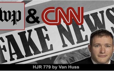 Tenn. State Rep. Files A Bill To Officially Designate CNN & WaPo: Fake News