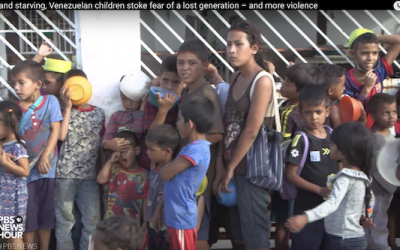Venezuelans Are Starving