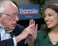 Trouble in Socialist Paradise? Bernie Team Reportedly Upset At AOC Over ICE Comments