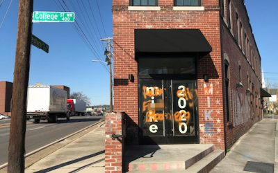 Bloomberg Campaign Office Vandalized