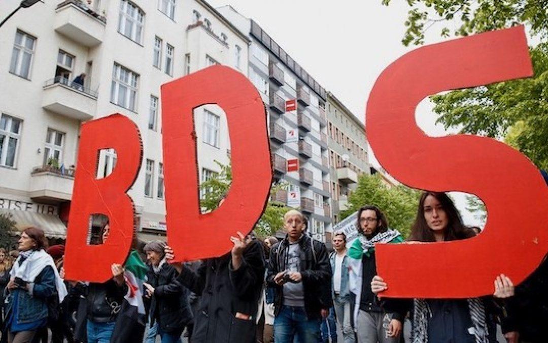 UN Publishes Anti-Semitic, Pro-BDS Blacklist