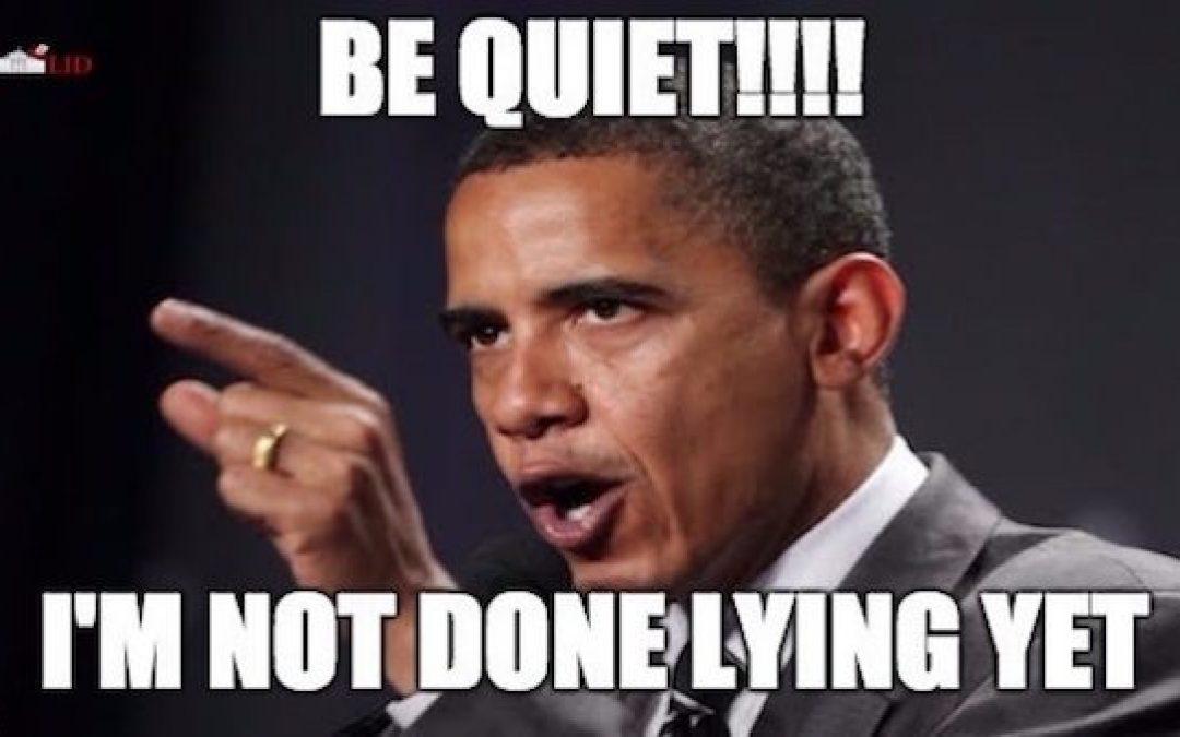 Obama Demanding South Carolina TV Stations Stop Running Anti-Biden, Pro-Trump Ads