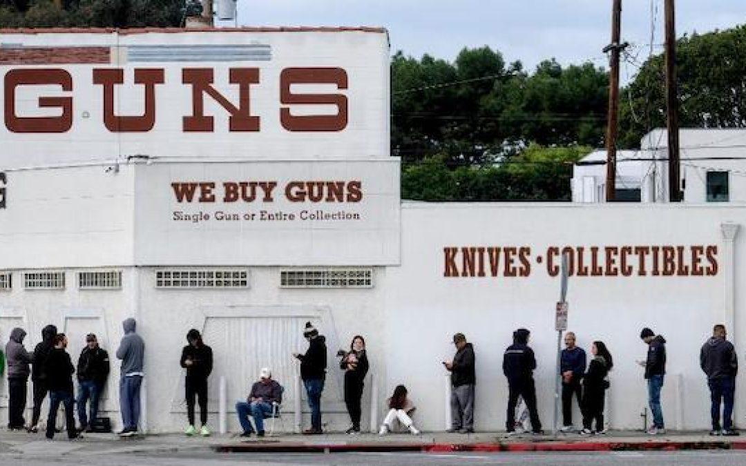 China CoronaVirus Fears Causing Spike In Gun and Ammo Sales Nationwide