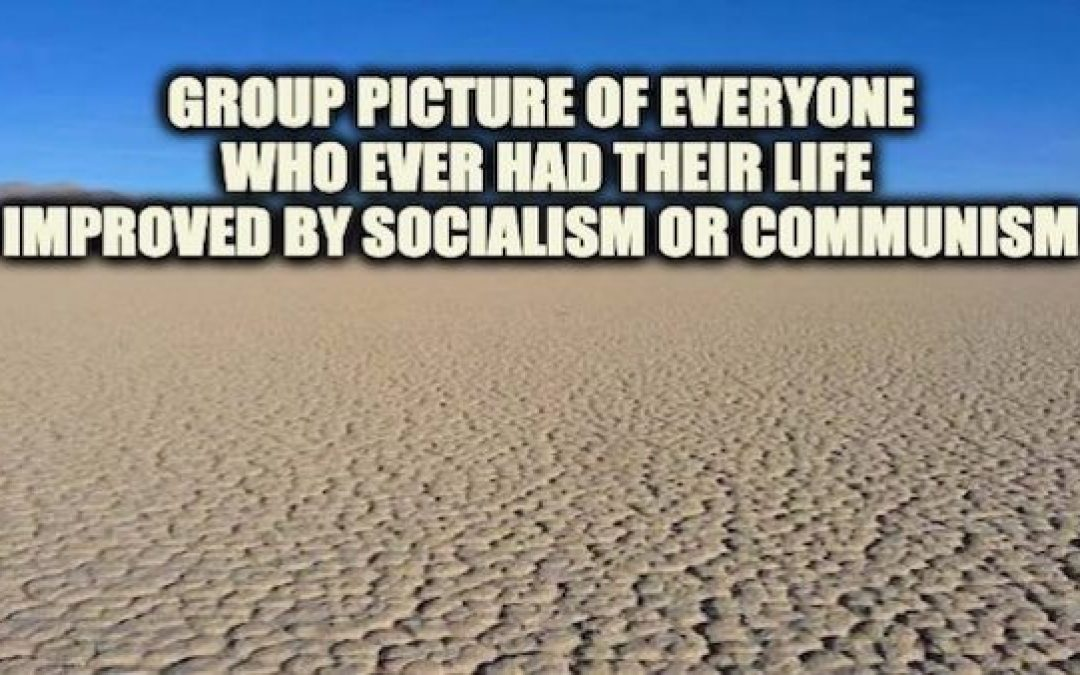 America Has Been Slipping Toward Socialism For 100+ Years